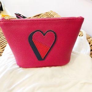 Tory Burch little coin purse / make up purse!
